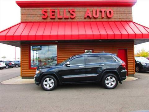 2012 Jeep Grand Cherokee for sale at Sells Auto INC in Saint Cloud MN