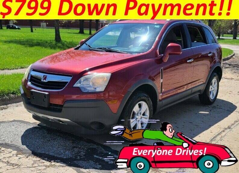 2008 Saturn Vue for sale at World Automotive in Euclid OH