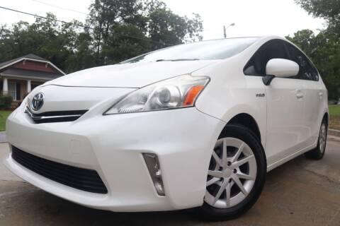 2012 Toyota Prius v for sale at Cobb Luxury Cars in Marietta GA