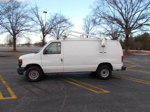 2014 Ford E-Series Cargo for sale at A & P Automotive in Montgomery AL