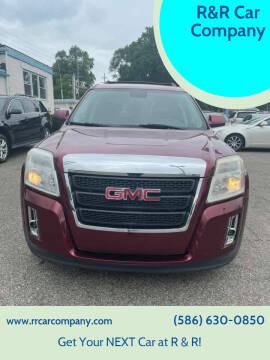 2010 GMC Terrain for sale at R&R Car Company in Mount Clemens MI