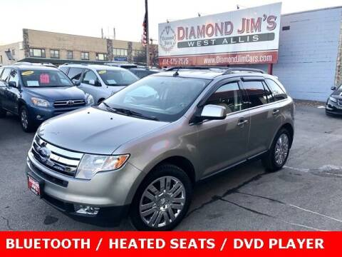 2008 Ford Edge for sale at Diamond Jim's West Allis in West Allis WI