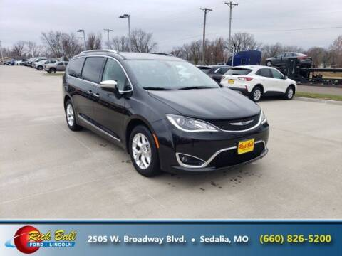 2020 Chrysler Pacifica for sale at RICK BALL FORD in Sedalia MO
