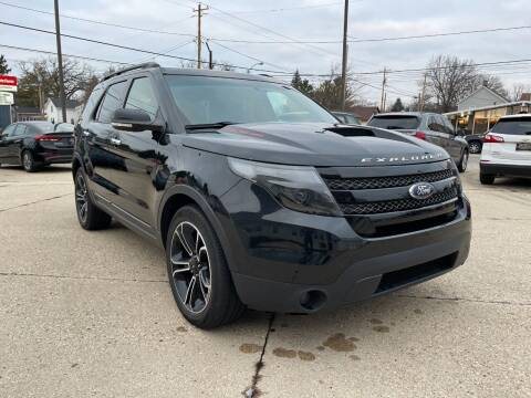2014 Ford Explorer for sale at Auto Gallery LLC in Burlington WI