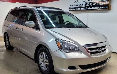 2007 Honda Odyssey for sale at Orlando Auto Sale in Orlando FL