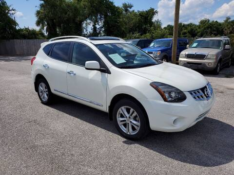 2013 Nissan Rogue for sale at Jamrock Auto Sales of Panama City in Panama City FL