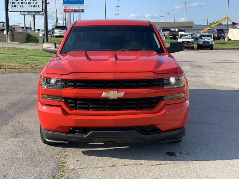 2017 Chevrolet Silverado 1500 for sale at Driv Inc in Madison TN