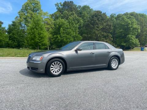 2012 Chrysler 300 for sale at GTO United Auto Sales LLC in Lawrenceville GA