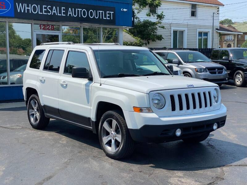 2016 Jeep Patriot for sale at MWS Wholesale  Auto Outlet in Grand Rapids MI