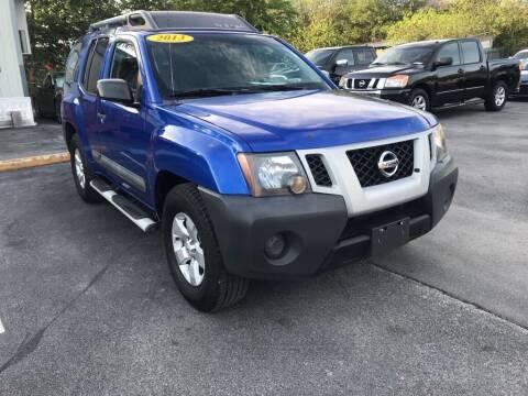 2013 Nissan Xterra for sale at Auto Solution in San Antonio TX