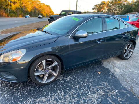 2012 Volvo S60 for sale at TOP OF THE LINE AUTO SALES in Fayetteville NC