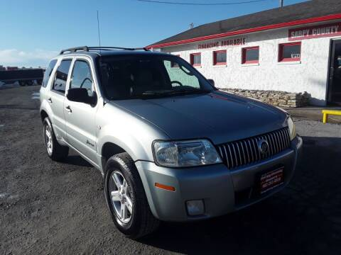 2006 Mercury Mariner Hybrid for sale at Sarpy County Motors in Springfield NE