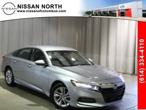 2019 Honda Accord for sale at Auto Center of Columbus in Columbus OH