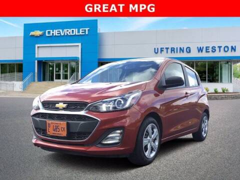 2021 Chevrolet Spark for sale at Uftring Weston Pre-Owned Center in Peoria IL