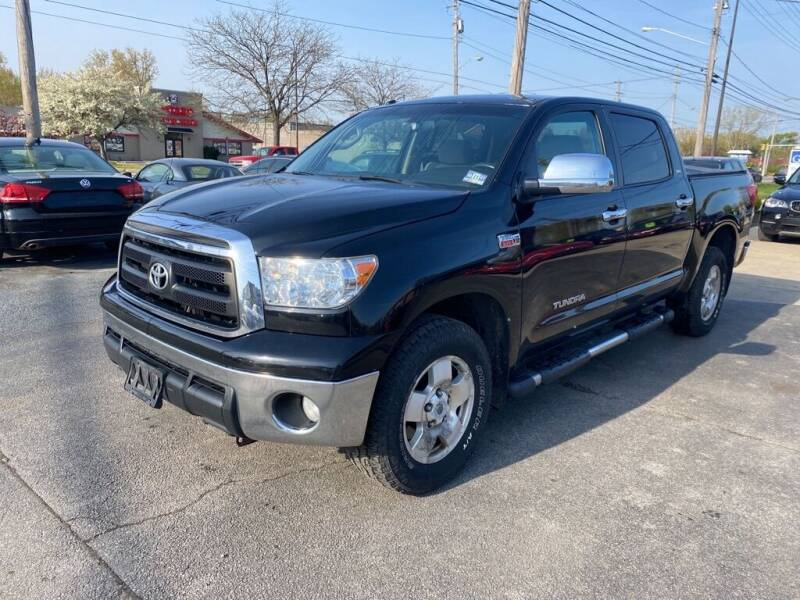 2010 Toyota Tundra for sale at TKP Auto Sales in Eastlake OH