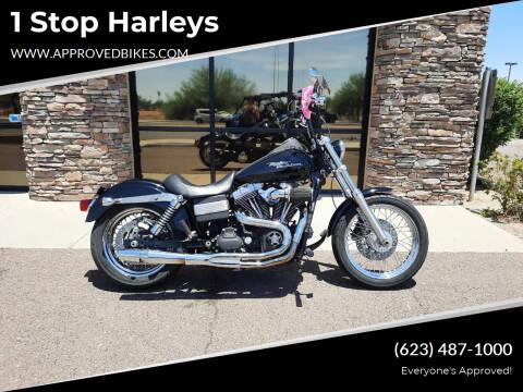 2008 Harley-Davidson Dyna Street Bob FXDB for sale at 1 Stop Harleys in Peoria AZ