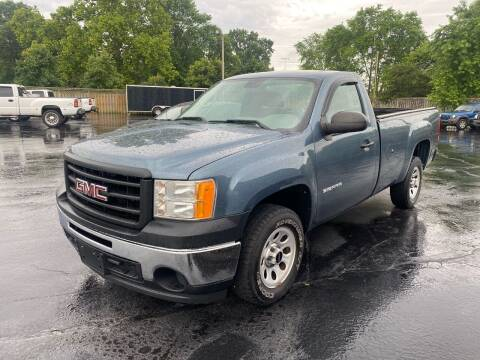 2012 GMC Sierra 1500 for sale at CarSmart Auto Group in Orleans IN