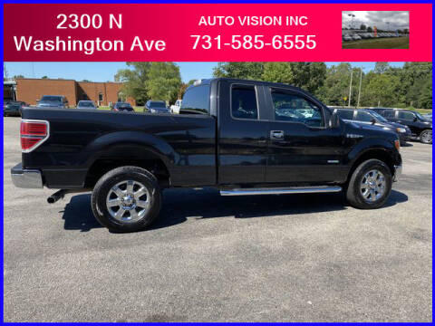 2014 Ford F-150 for sale at Auto Vision Inc. in Brownsville TN