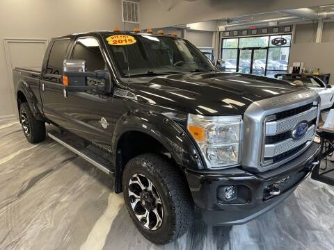 2015 Ford F-350 Super Duty for sale at Crossroads Car & Truck in Milford OH