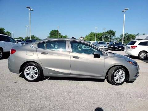 2017 Chevrolet Cruze for sale at Hawk Chevrolet of Bridgeview in Bridgeview IL