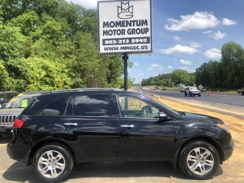 2007 Acura MDX for sale at Momentum Motor Group in Lancaster SC
