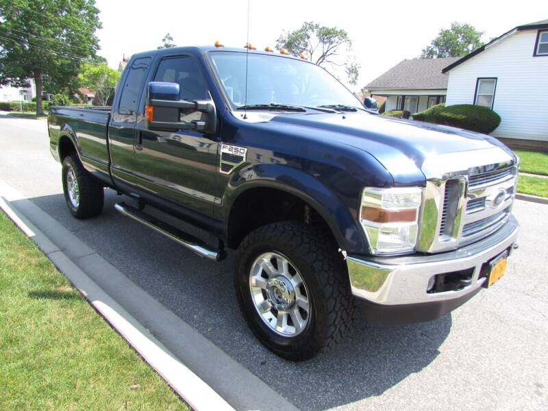 2009 Ford F-250 Super Duty for sale at First Choice Automobile in Uniondale NY