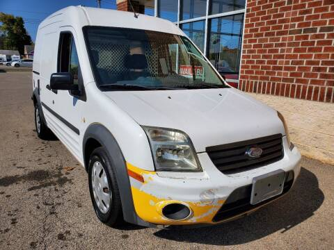 2011 Ford Transit Connect for sale at Boardman Auto Exchange in Youngstown OH