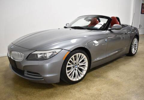 2011 BMW Z4 for sale at Thoroughbred Motors in Wellington FL