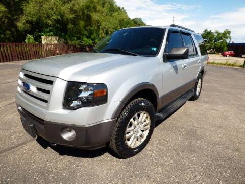 2012 Ford Expedition for sale at Chris's Century Car Company in Saint Paul MN