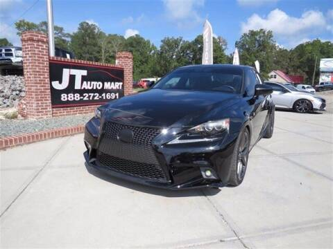 2014 Lexus IS 350 for sale at J T Auto Group in Sanford NC