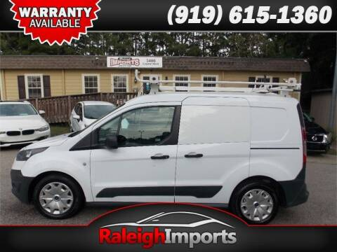 2015 Ford Transit Connect Cargo for sale at Raleigh Imports in Raleigh NC