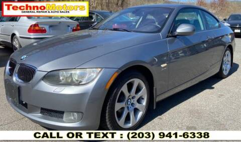 2010 BMW 3 Series for sale at Techno Motors in Danbury CT