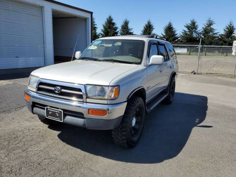 1997 Toyota 4Runner for sale at McMinnville Auto Sales LLC in Mcminnville OR