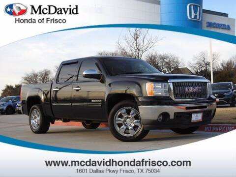 2010 GMC Sierra 1500 for sale at DAVID McDAVID HONDA OF IRVING in Irving TX