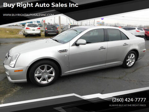 2008 Cadillac STS for sale at Buy Right Auto Sales Inc in Fort Wayne IN