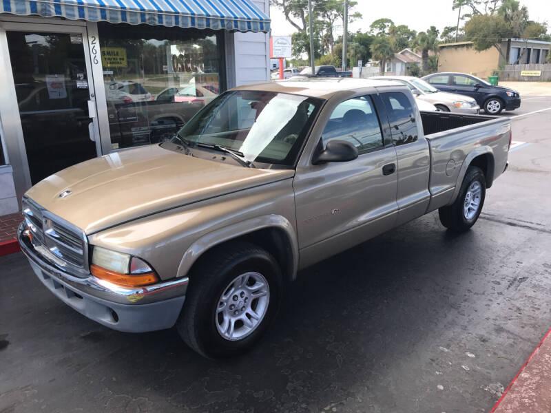 2002 Dodge Dakota for sale at Riviera Auto Sales South in Daytona Beach FL