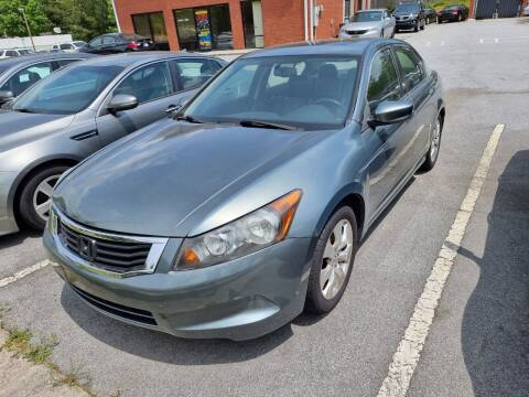2008 Honda Accord for sale at Credit Cars LLC in Lawrenceville GA