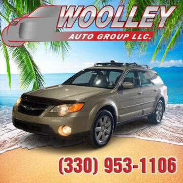 2008 Subaru Outback for sale at Woolley Auto Group LLC in Poland OH