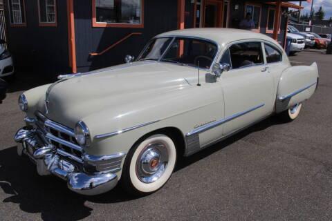 1949 Cadillac Series 62 for sale at Sabeti Motors in Tacoma WA