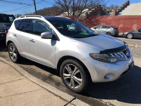 2009 Nissan Murano for sale at Deleon Mich Auto Sales in Yonkers NY