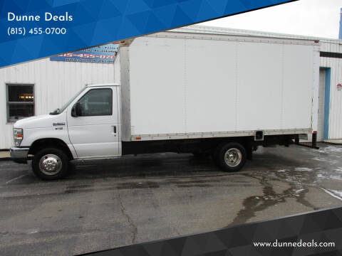 2008 Ford E-Series Chassis for sale at Dunne Deals in Crystal Lake IL