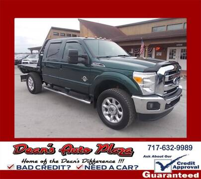 2011 Ford F-350 Super Duty for sale at Dean's Auto Plaza in Hanover PA