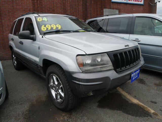 2004 Jeep Grand Cherokee for sale at MICHAEL ANTHONY AUTO SALES in Plainfield NJ