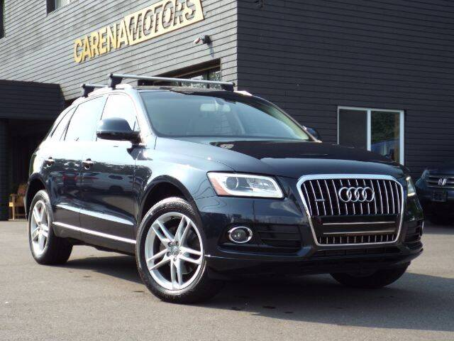 2017 Audi Q5 for sale at Carena Motors in Twinsburg OH