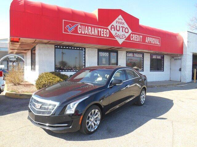 2017 Cadillac ATS for sale at Oak Park Auto Sales in Oak Park MI