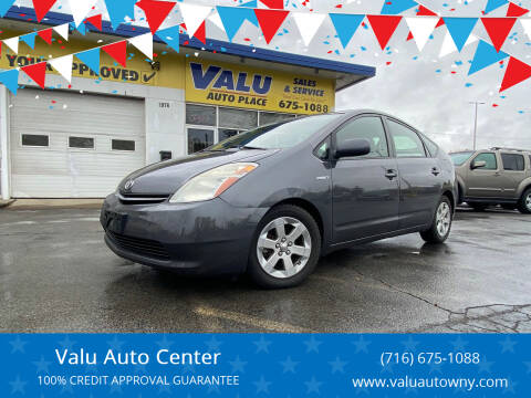 2007 Toyota Prius for sale at Valu Auto Center in West Seneca NY