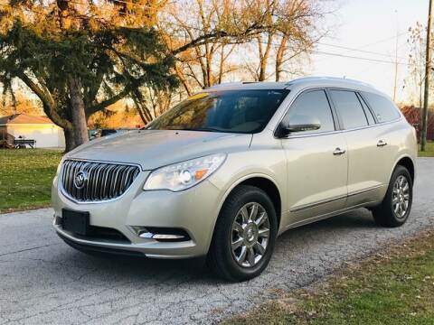 2013 Buick Enclave for sale at I57 Group Auto Sales in Country Club Hills IL