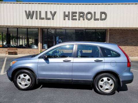 2007 Honda CR-V for sale at Willy Herold Automotive in Columbus GA