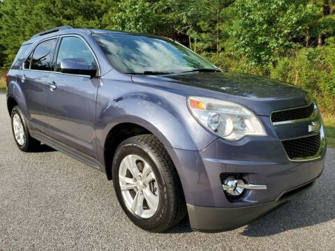 2013 Chevrolet Equinox for sale at Marks and Son Used Cars in Athens GA