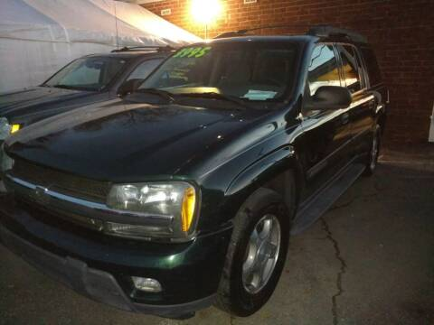 2004 Chevrolet TrailBlazer EXT for sale at IMPORT MOTORSPORTS in Hickory NC